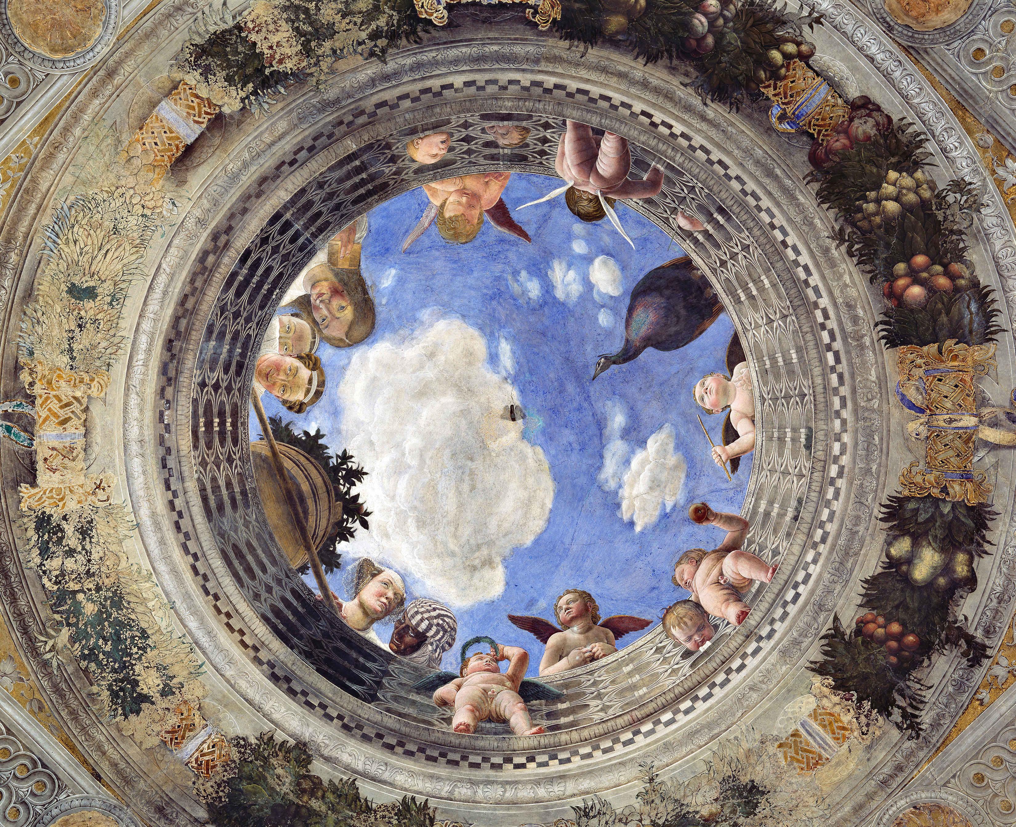 Ricerca censis gli italiani e la bellezza la voce for Camera sposi mantegna