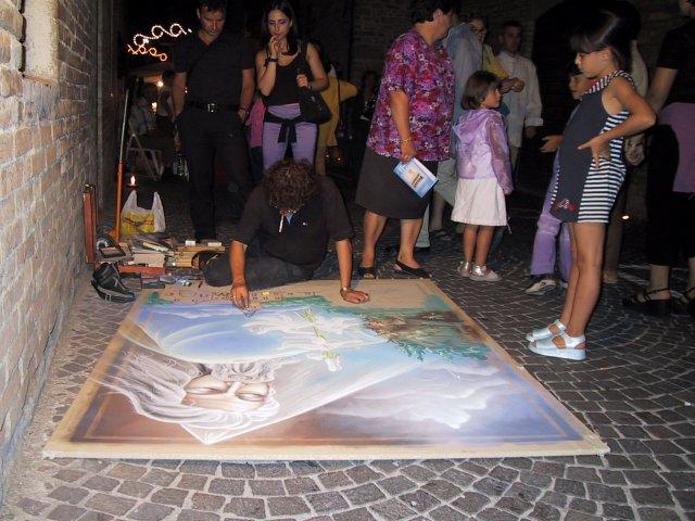 Artisti di strada, occorrono regole. L'esempio di Parigi