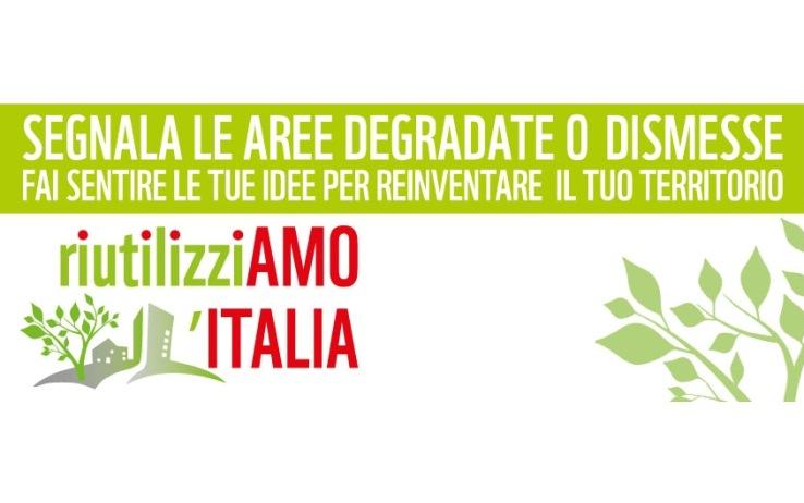 Progetti per un'Italia da riutilizzare: il Wwf lancia la sfida