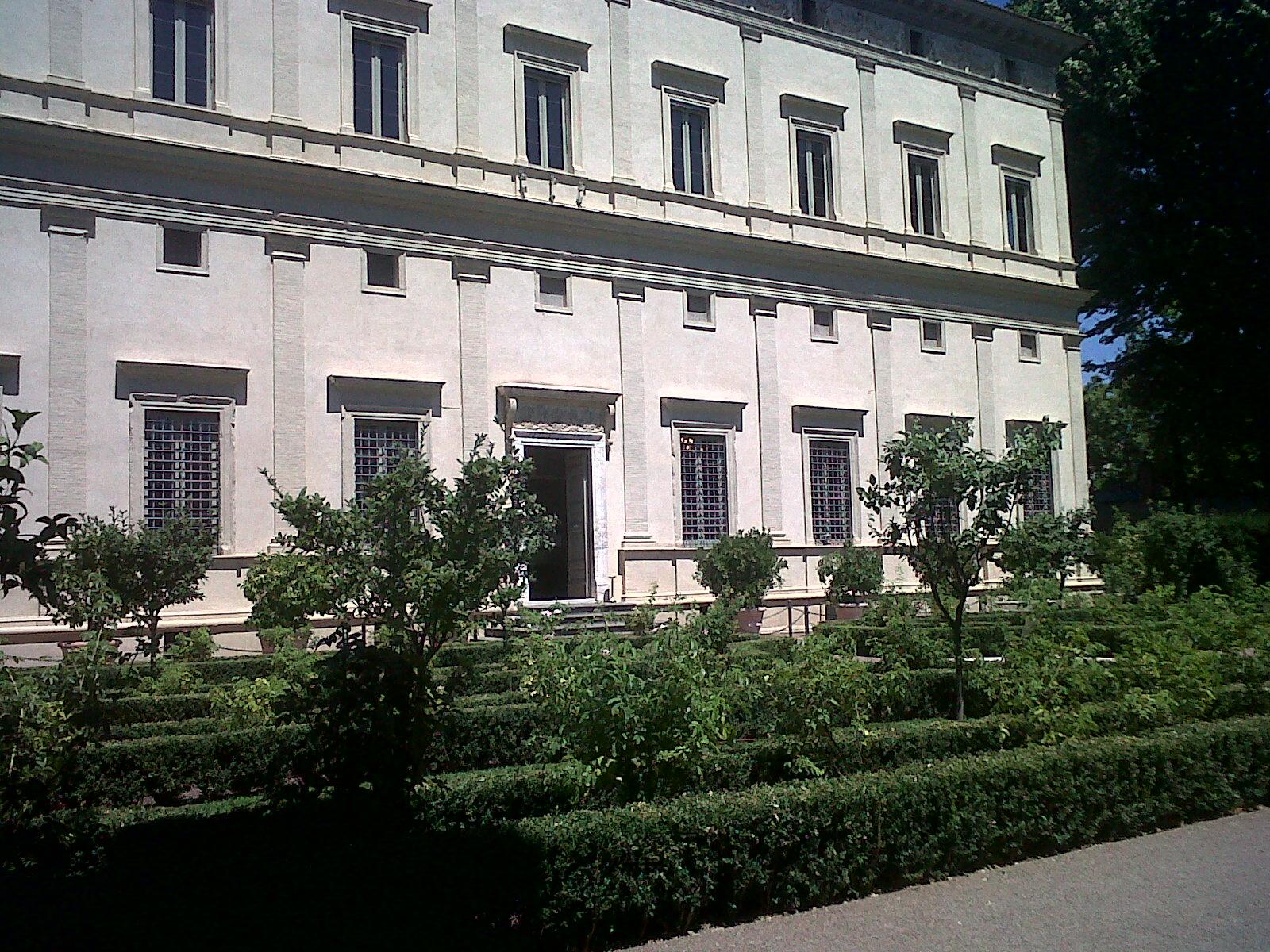 Villa Farnesina a Roma, un capolavoro del Rinascimento