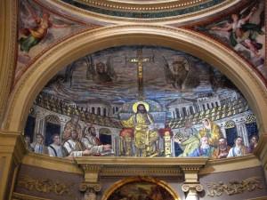 Roma Paleocristiana,_Santa_Pudenziana