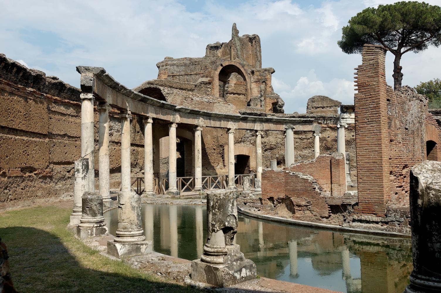 Villa Adriana a Tivoli, quando la bellezza è fonte di ispirazione