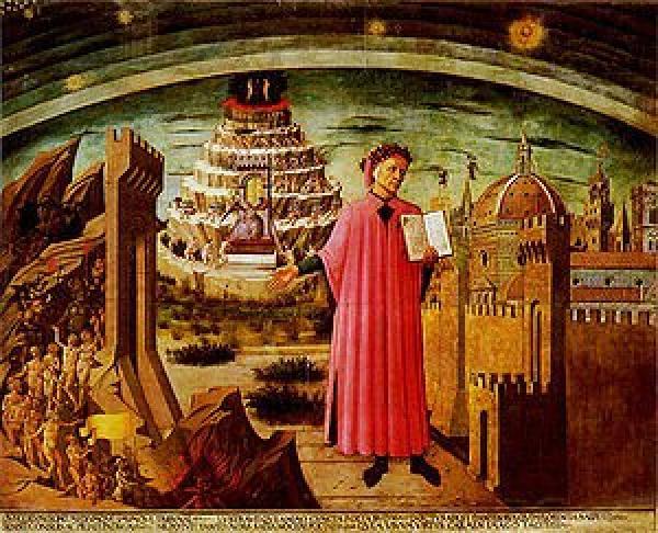 A Maratea il paesaggio italiano della Divina Commedia