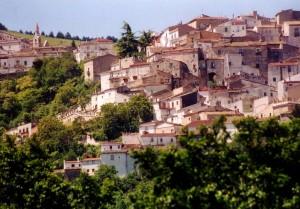 """Il Comune di Alberona, """"bandiera arancione"""" del Toouring Club"""
