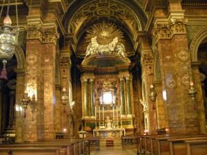 La Cappella della Madonna del Fuoco nel Duomo di Forlì