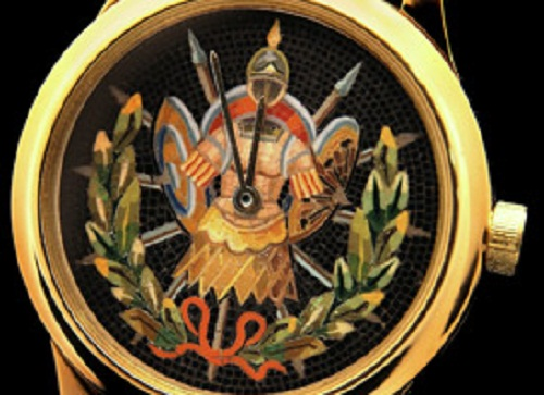 Luigi Faraoni e l'arte del micromosaico a Roma