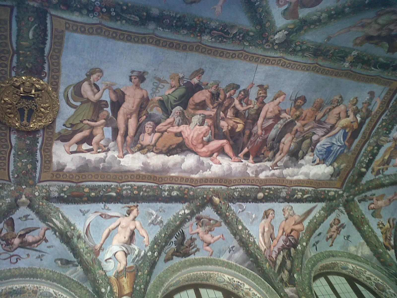 Il giovedì sera a Villa Farnesina, Raffaello e musica antica