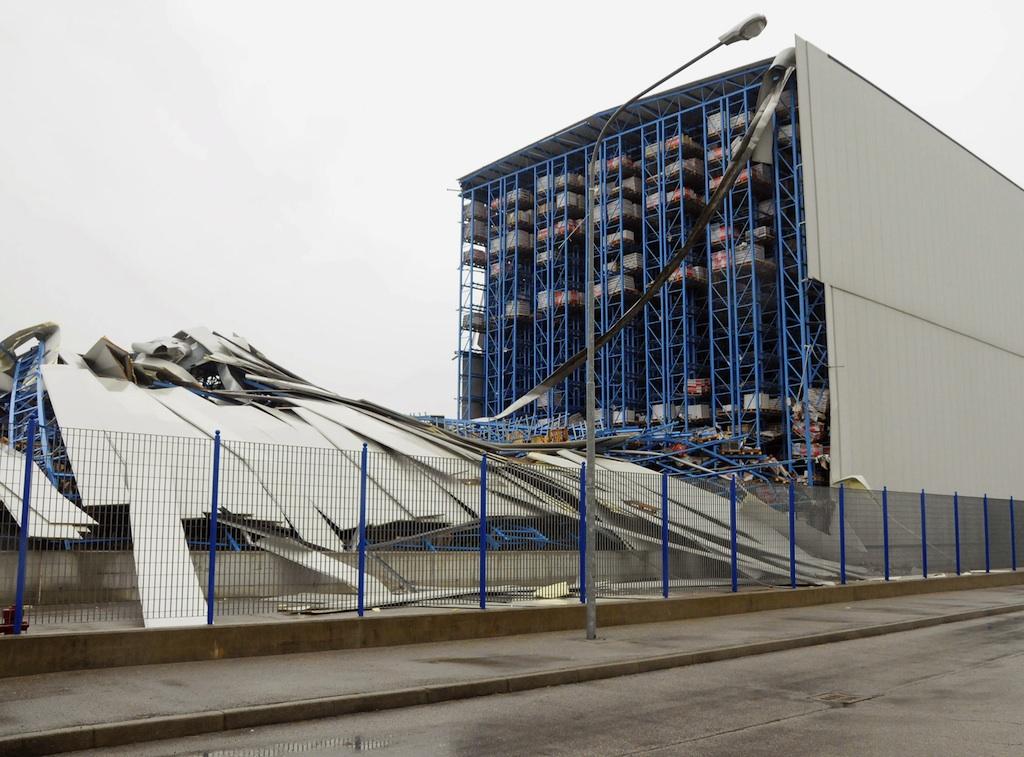 Terremoto in Emilia, il made in Italy prova a ripartire