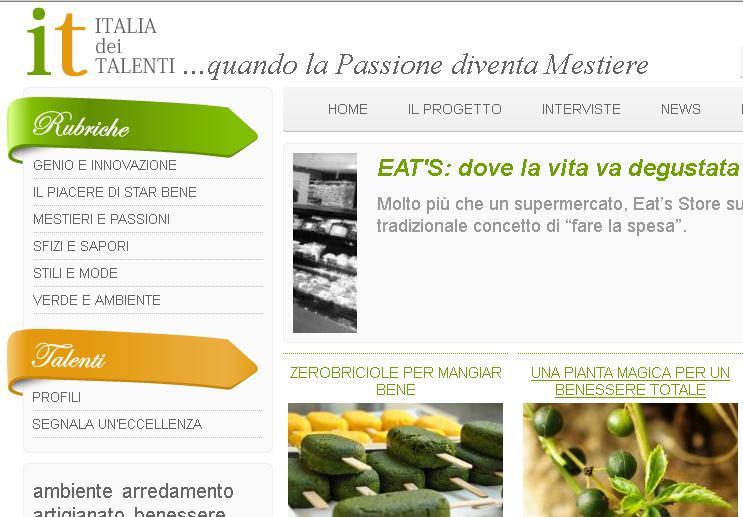 Nasce il portale Italia dei Talenti