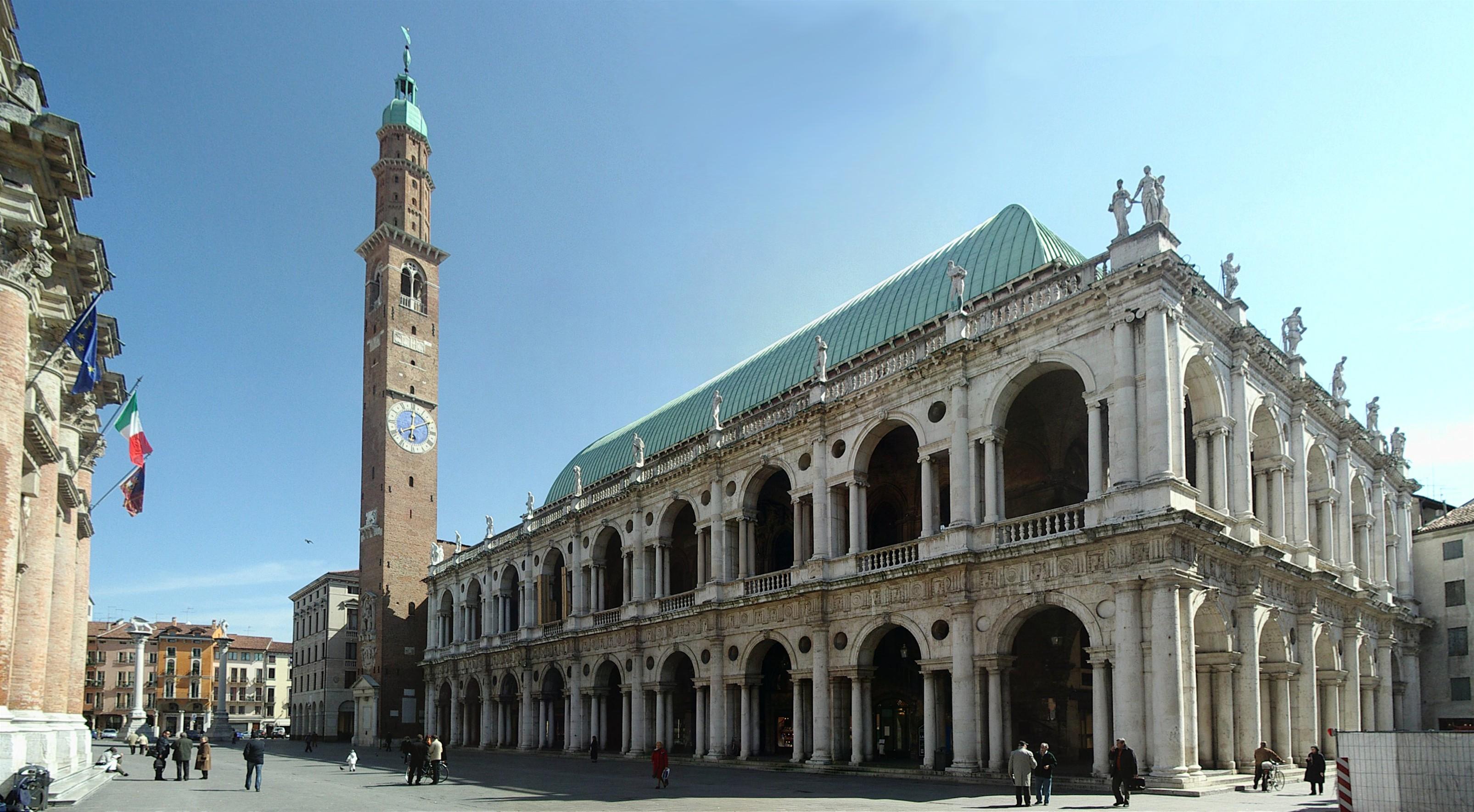 Riapre la Basilica Palladiana: a Vicenza si riaccende la luce del maestro