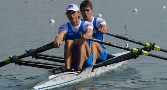 Filippi: barche da canottaggio gold medal