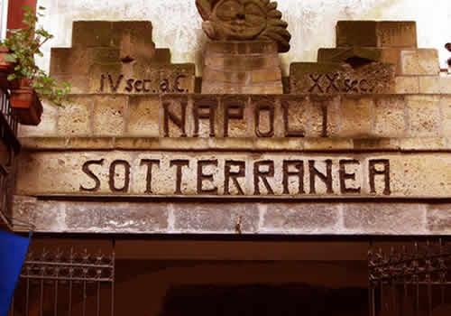 Una storia nascosta: Napoli Sotterranea