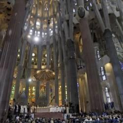 """Arte, bellezza e trascendenza"""" al Cortile dei Gentili Barcellona"""