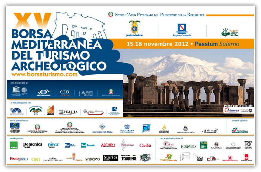 La XV Borsa di Paestum promuove il turismo archeologico