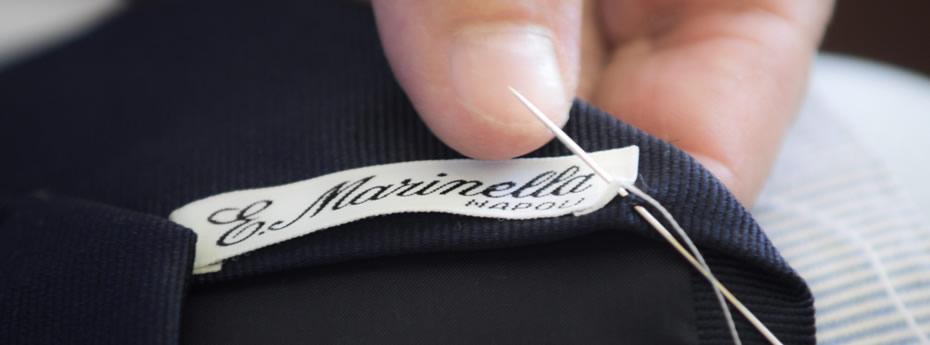 Marinella: cravatte per tradizione made in Naples
