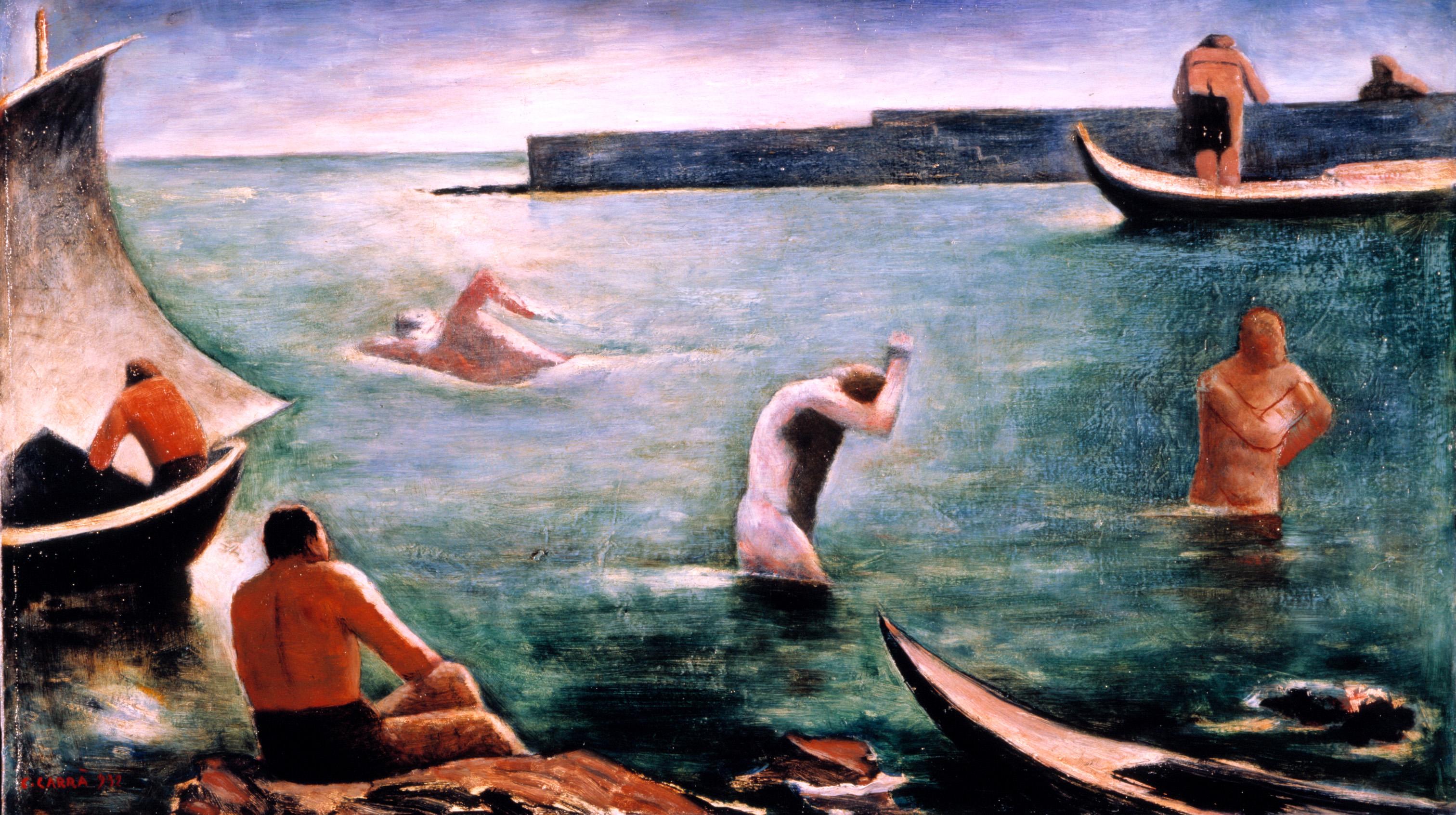 L'arte e il coraggio di Carlo Carrà in mostra ad Alba