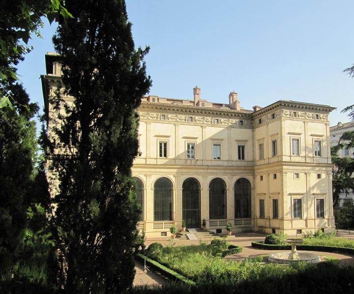 Per l'Epifania apertura straordinaria di Villa Farnesina