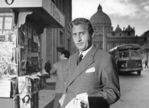 Alberto Sordi a Roma