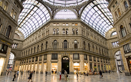 Galleria Umberto I di Napoli: una meraviglia tutta italiana
