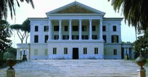 Il casino nobile di Villa Torlonia