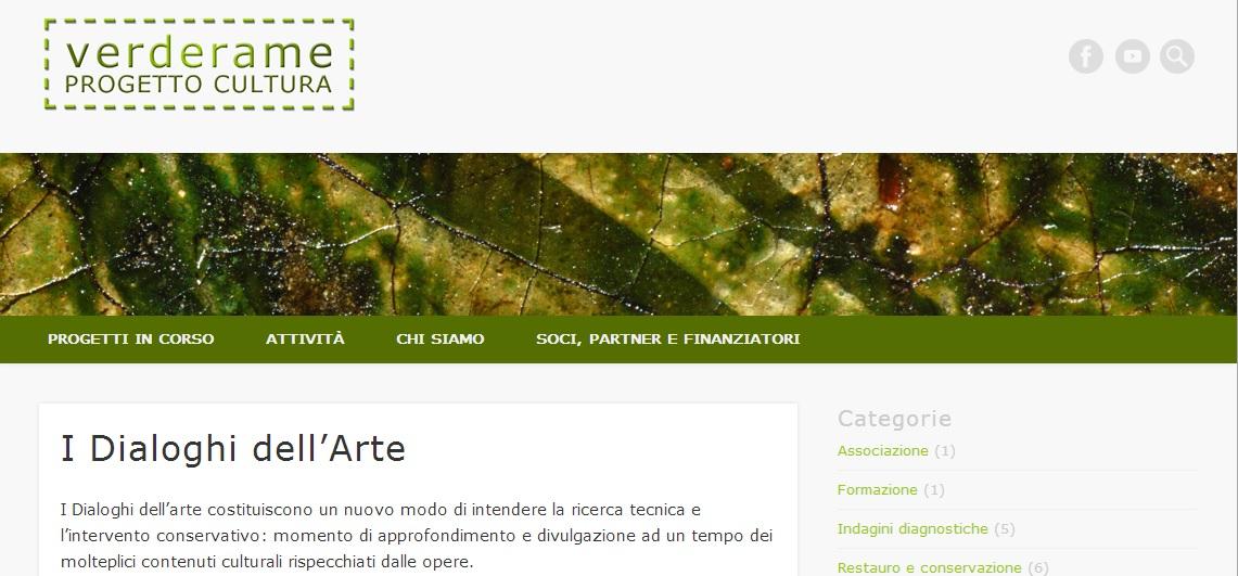 ''Dialoghi dell'arte'': restauri a porte aperte