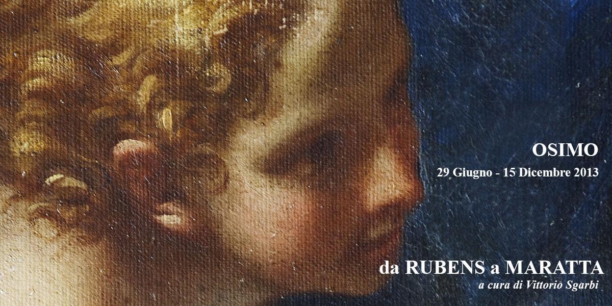 """""""Da Rubens a Maratta"""", percorso artistico nelle Marche"""
