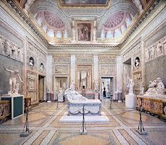 La collezione Borghese nelle opere di Candida Hofer