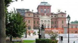 Il Castello di Racconigi nei dintorni di Torino