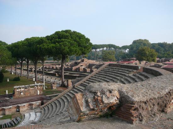 Ancilia, a Ostia tra le strade della prima colonia di Roma