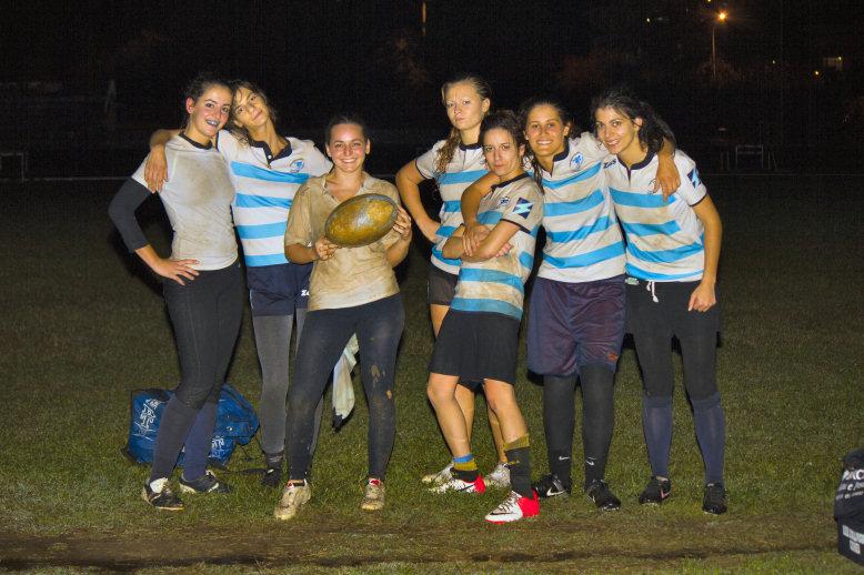 """Rugby, le """"Lady"""" dall'aspetto docile e dal cuore di """"lupe"""""""