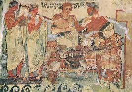 La necropoli dei Monterozzi a Tarquinia
