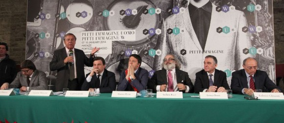 Pitti Uomo 2014, Unicredit sostiene il Made in Italy