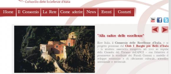 Ecce Italia, consorzio delle eccellenze italiane