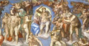Giudizio universale Michelangelo