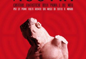In una mostra a Roma le creature fantastiche della paura e del mito