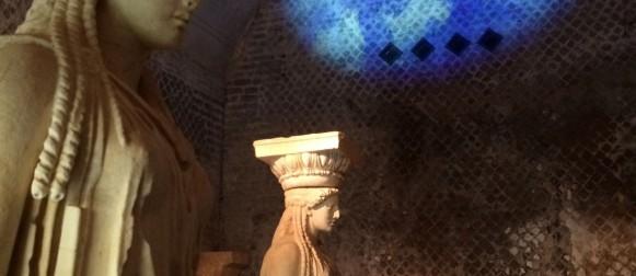 """Adriano e la Grecia"""" in mostra nella villa dell'imperatore a Tivoli"""