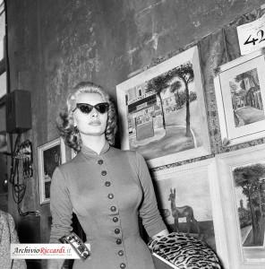 Sophia Loren - 1959 - a Via Margutta - 057