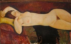 Amedeo_Modigliani_nudo di donna