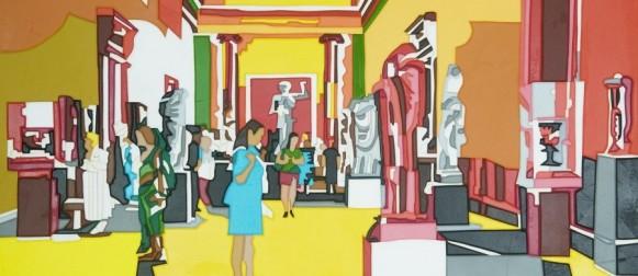 A Pescara dipinti e sculture dei mitici anni Cinquanta