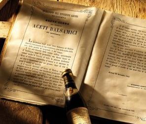 Quando l'aceto è questione di famiglia: Giusti marchio storico made in Italy