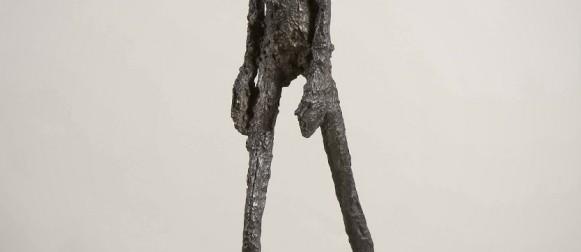 La scultura di Giacometti in mostra a Roma