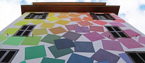 Roma si fa museo a cielo aperto: 330 opere di Street Art