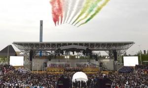 EXPO - cerimonia
