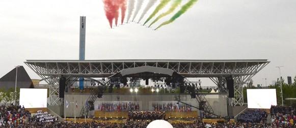 EXPO 2015: il futuro dell'Italia abbraccia il mondo