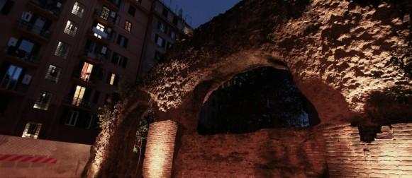 Nel cuore di Testaccio rinasce la Porticus Aemilia