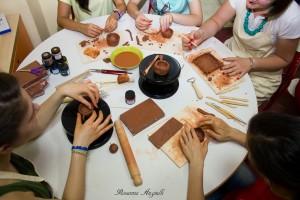 laboratorio ceramicoterapia a Cosenza