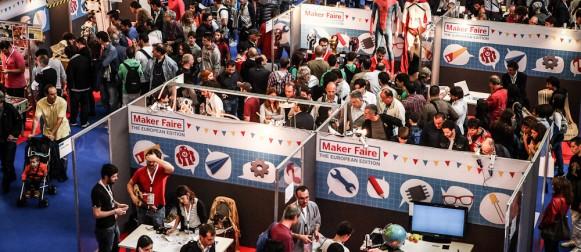 Maker Faire, l'innovazione in mostra a Roma