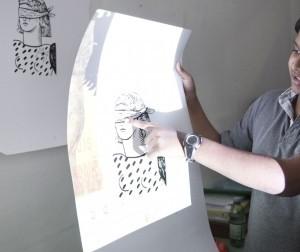 """E' iniziato il progetto """"SanBa"""". Studenti di periferia e arte"""