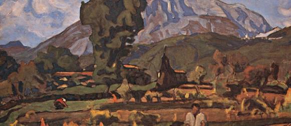 Pittori nelle terre di Lucchesia, magia di paesaggi unici