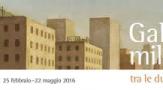 Gallerie milanesi tra le due guerre